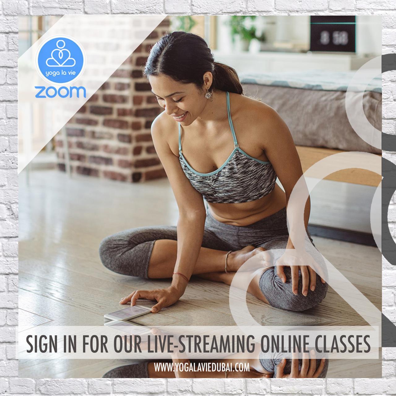yogalaviedubai - single online class